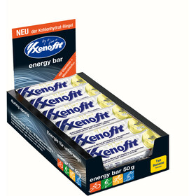 Xenofit Koolhydraat Repen Box 18x50g, Banana